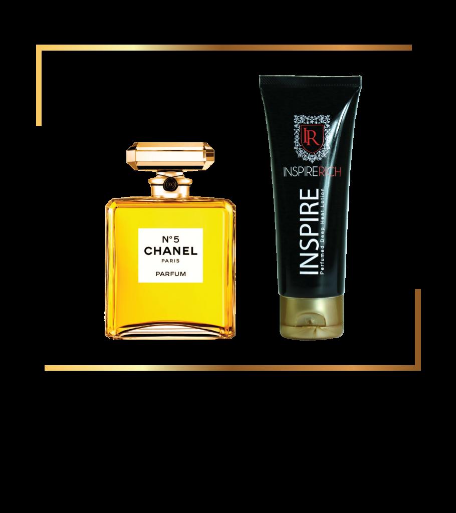 Losyen Inspire Chanel No.5