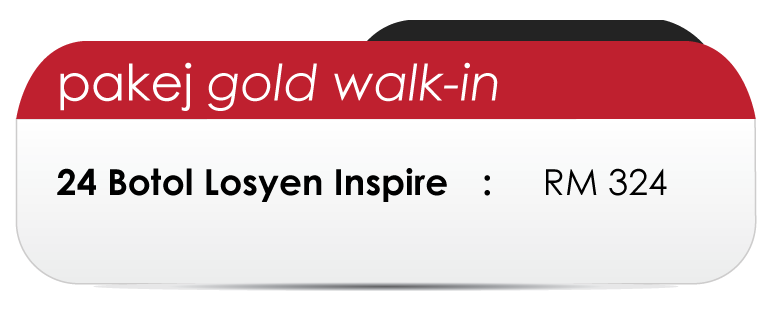 Pakej-Gold-Walk-in