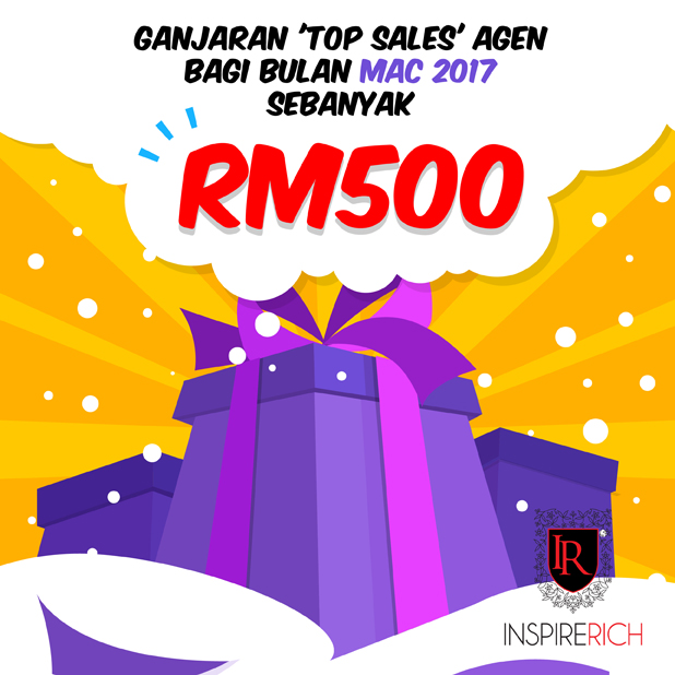 Top Sales Feb 17